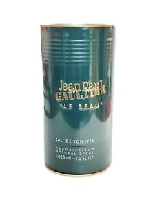 Jean Paul Gaultier Le Beau 2019 Cologne 4.2 oz.EDT Spray New in Sealed Can