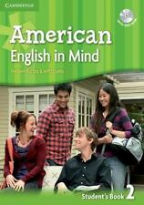 AMERICAN ENGLISH IN MIND LEVEL 2 STUDENT'S BOOK WITH DVD-ROM by PuchtaHerbert...