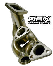 OBX Exhaust Turbo Header 87 - 91 BMW M20 323 325 328 E30 44mm W/G T3