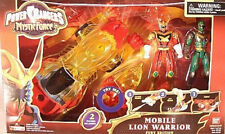 Power Rangers Mystic Force - Mobile Lion Warrior Fury with 2 Rangers(MIB)