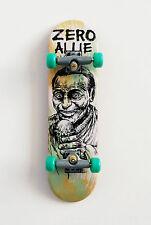 Zero Tech deck fingerboard, ZERO skateboard