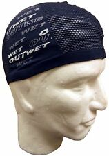 Cycling Skull Cap in Blue - Made in Italy by Outwet