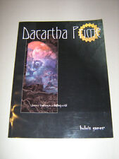 Dacartha Prime: Science Fantasy in a Shifting World (New)