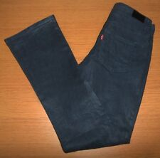 LEVI'S Waxy Mid Rise Boot Cut Skinny Jeans Size 6 M