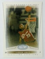 2004-05 NBA Hoops Hot Prospects Lebron James #54, Cleveland Cavaliers