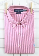 RALPH LAUREN Blue Label NWT $79 Mens Classic Fit Dress Shirt Top Size Large