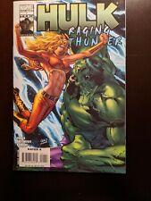 Hulk: Raging Thunder #1