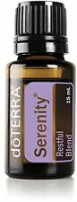Doterra Serenity Restful Blend Essential Oil15ml New Sealed FREE SHIPPING 2022