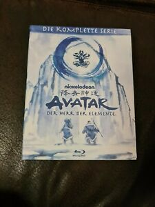 Avatar Der Herr Der Elemte blu ray