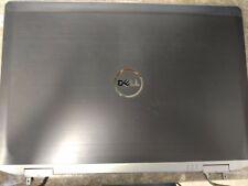 GENUINE Dell Latitude E6530 LCD Back Cover Lid+HINGES 029T6K 29T6K B GRADE