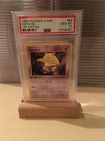 Pokemon PSA 10 1st Edition Drowzee Base Set 49/102