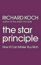 Very Good, The Star Principle: How It Can Make You Rich, Koch, Richard, Book