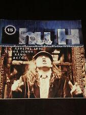 Huh magazine #15 AC/DC, Onyx, Sonic Youth, Supersuckers, Cibo Matto Fear Factory