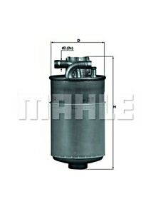 MAHLE Fuel Filter For AUDI VW SKODA A4 Avant A6 A8 Allroad Passat 4B 59127401E