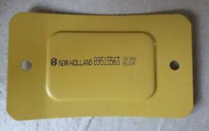 NEW HOLLAND TC5000 SERIES COMBINE UNLOADING TUBE COVER 89515563