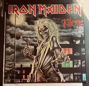 Iron Maiden Killers 1981 Japan EMS 91016