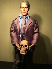 "1/6 Hannibal Lecter/Mads Mikkelsen 12"" Action Figure ❶US seller❶"