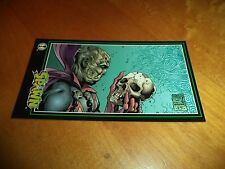 """""""What am I?"""" # 94 - 1995 Wildstorm Spawn Widevision Base Trading Card"""