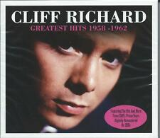 Cliff Richard - Greatest Hits 1958-1962 [Best Of]  2CD NEW/SEALED