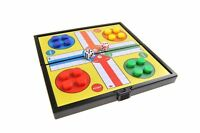 Large Ludo Traditional Board Game Gift For Adult Children Christmas 33 x 33cm
