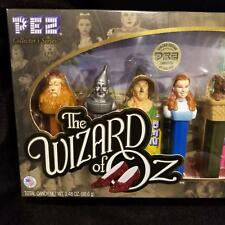 Wizard of Oz Set Pez Candy 70th Anniversary Limited Edition Collector Series 8pc