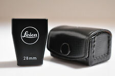 Leica 28mm Black BL Bright Line ViewFinder -Camera Part