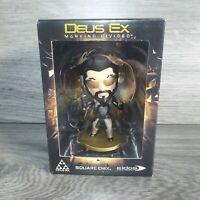New Unopened Deus Ex Mankind Divided Adam Jensen Figure Loot Crate Gaming Excl
