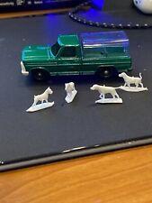 Vintage Lesney Matchbox Kennel Truck ~ #50