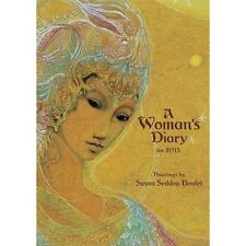Woman's Diary for 2015: Susan Seddon Boulet Calendar *RARE* Collectible