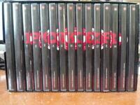 I Segreti Del Grande Poker - Texas Hold'em (15 DVD + 15 Booklet + BOX)