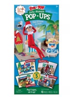 Elf On The Shelf Insta-Moment POP-UPS Clever Elf Scenes 46 Pieces NEW