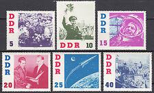 DDR 1961 Mi. Nr. 863-868 Postfrisch ** MNH
