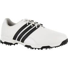 New Men'SAdidas Pure Trx White/Black Golf Shoes F33237/F33314 -Pick Width/Size