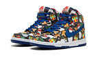 Nike YOUTH Dunk High SB QS (GS) UGLY SWEATER SIZE 5.5Y, FITS WOMEN'S 7 NEW XMAS