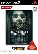 Used PS2 Silent Hill 4: The Room Konami   SONY PLAYSTATION JAPAN IMPORT