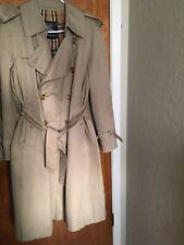 Burberry Men's Trench Coat Vintage