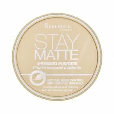 Rimmel Matte Single Face Powders