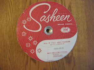 "Vintage Sasheen Brand Ribbon By 3M Company ""Pastel Dot"" 250 Yards New!!"