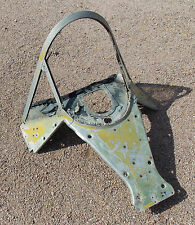 WW2 North American AT-6 Texan & SNJ Pilot's Complete Front Windshield Assembly