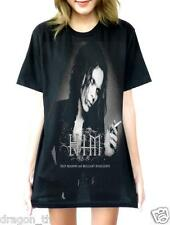 H.I.M Ville Valo Punk Rock band Nirvana Emo T-Shirt Sz.S,M,L,XL