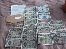 Lot of Japanese Wwii yen notes