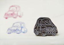 Car Stamp by Blockwallah