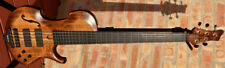Marleaux Contra  FRETLESS  5 string semi-acoustic bass guitar