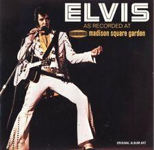 Elvis Presley - Elvis As Recorded At Madison Square Garden - CD