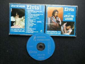 ELVIS PRESLEY - At the Lakeside  (CD UNPLAYED - UNSEALED - 25  TRACKS)