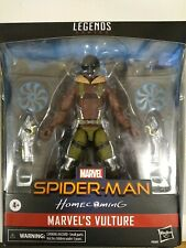 HASBRO MARVEL LEGENDS TARGET SPIDERMAN HOMECOMING VULTURE FIGURE LOT IN HAND!!