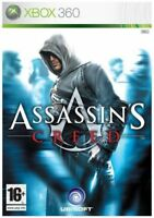 Xbox 360 Assassins Creed (Original Release) *New & Sealed* Xbox One Compatible