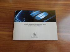 Mercedes Serviceheft Wartungsheft W203 W209 W215 W220 W230  C G S CLK SL CL-Kl.
