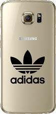 4X Adidas Logo Vinyl Decal cell phone laptop tablet window sticker free shipping