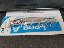 """1 Bomber Long A Lure BABY BASS 6"""" 7/8oz DISC. FOR 2+ FREE SHIPPING"""